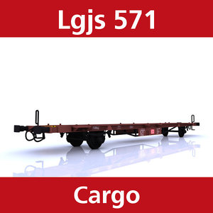 3dsmax cargo lgjs 571