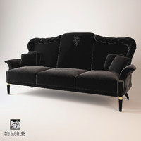 visionnaire alice sofa 3d model