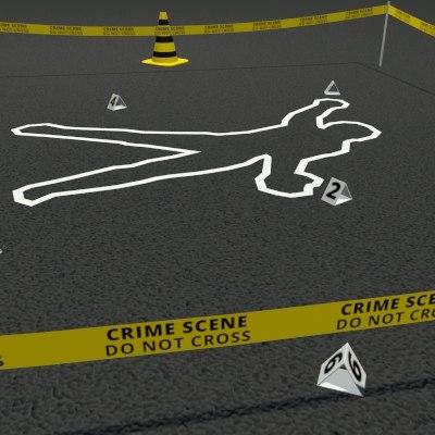 murder 3d max