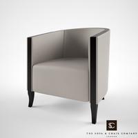 3d model chair company kenzo