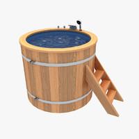 max baptistery wood