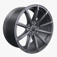 free 3ds mode audi rim spoke