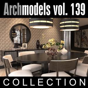 3d archmodels vol 139