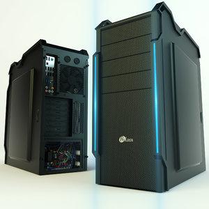 maya computer case prologix
