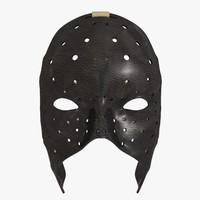 mask 3d max