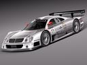 CLK GTR 3D models