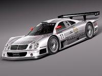 Mercedes-Benz CLK GTR 1998