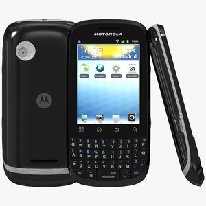 3d motorola cell phone