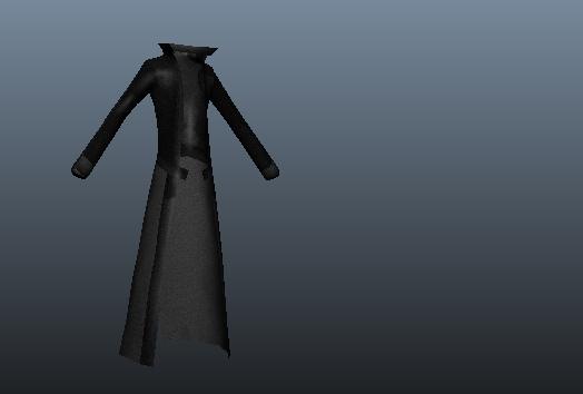 simple coat x