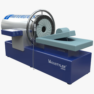 3d model vacuum therapy weyergans