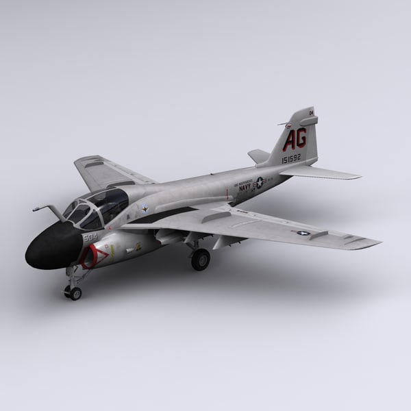 a-6 intruder va-75 1965 3ds