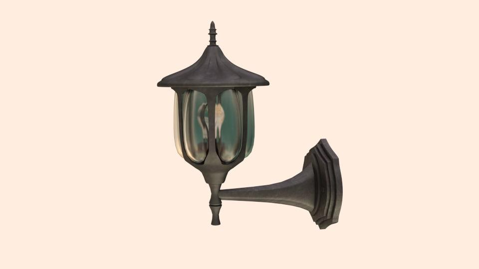 lamp lighting dxf
