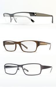 eyeglasses glasses accessories 3ds