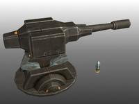 cluster grenade launcher 3ds