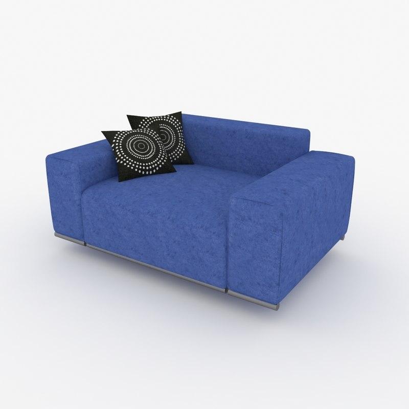 armchair blue max free