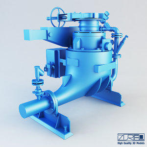 3ds max ash vessel ga pump