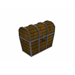 maya treasure chest