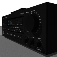 3d stereo receiver onkyo model