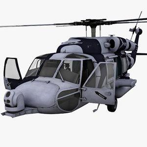 3d hh-60 rescue hawk