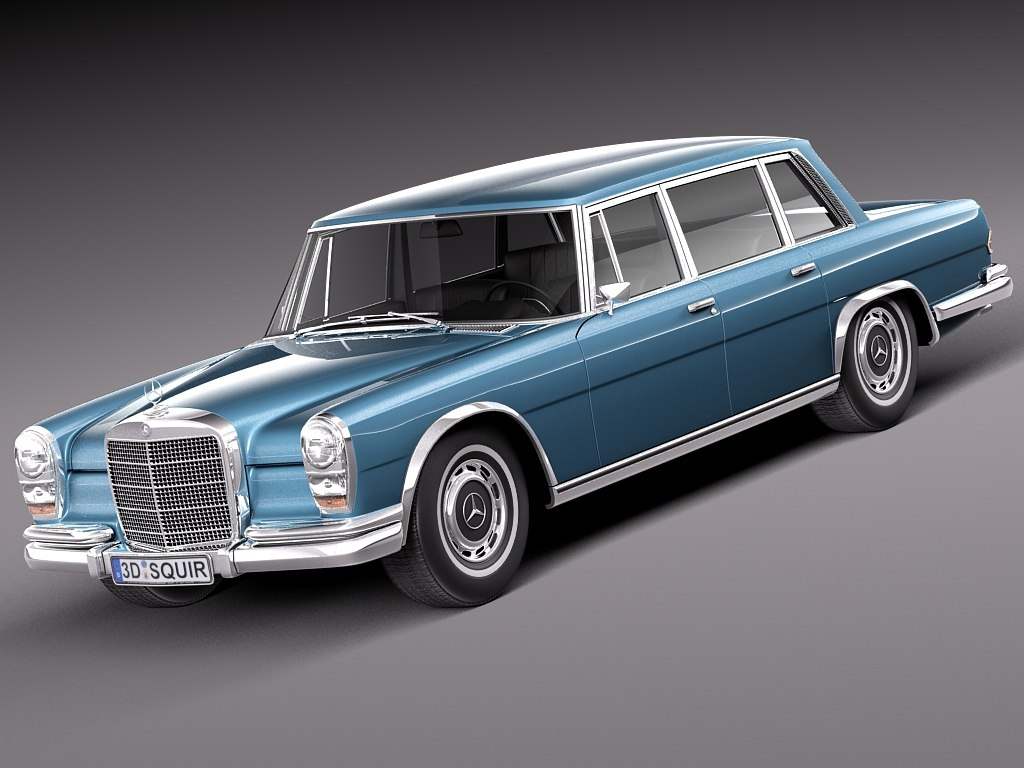 Mercedes mercedes benz 1981 3d model for Mercedes benz e class models