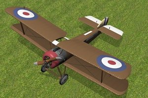 sopwith pup fighters max