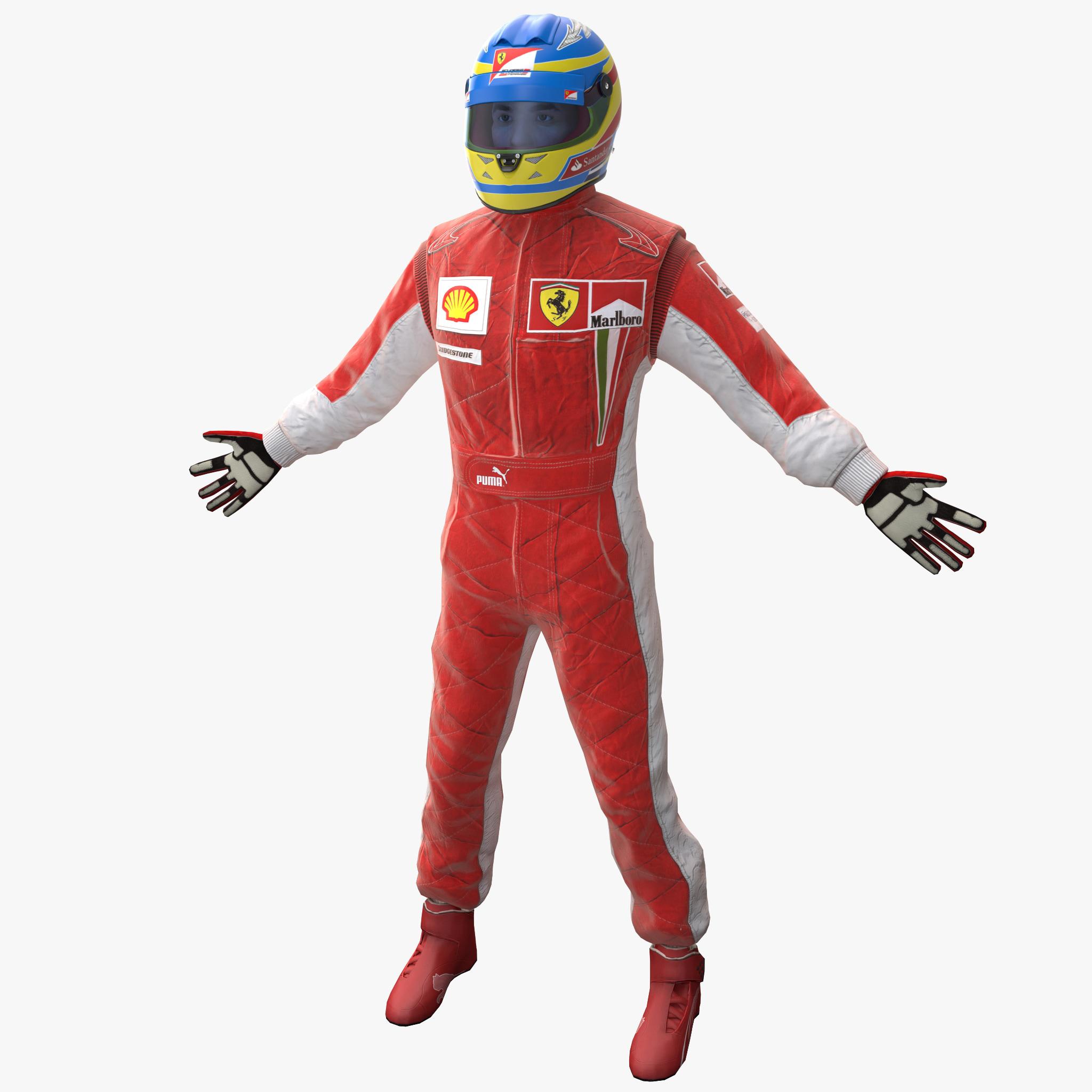 max racing driver ferrari rigged