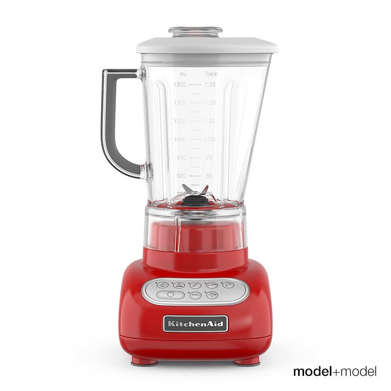 3d model blender accessories