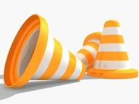 traffic cone max