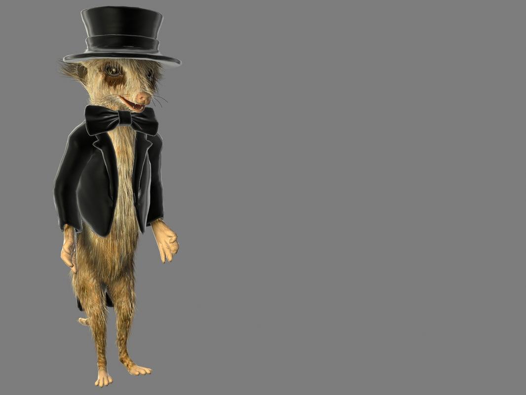 max meerkat frock coat
