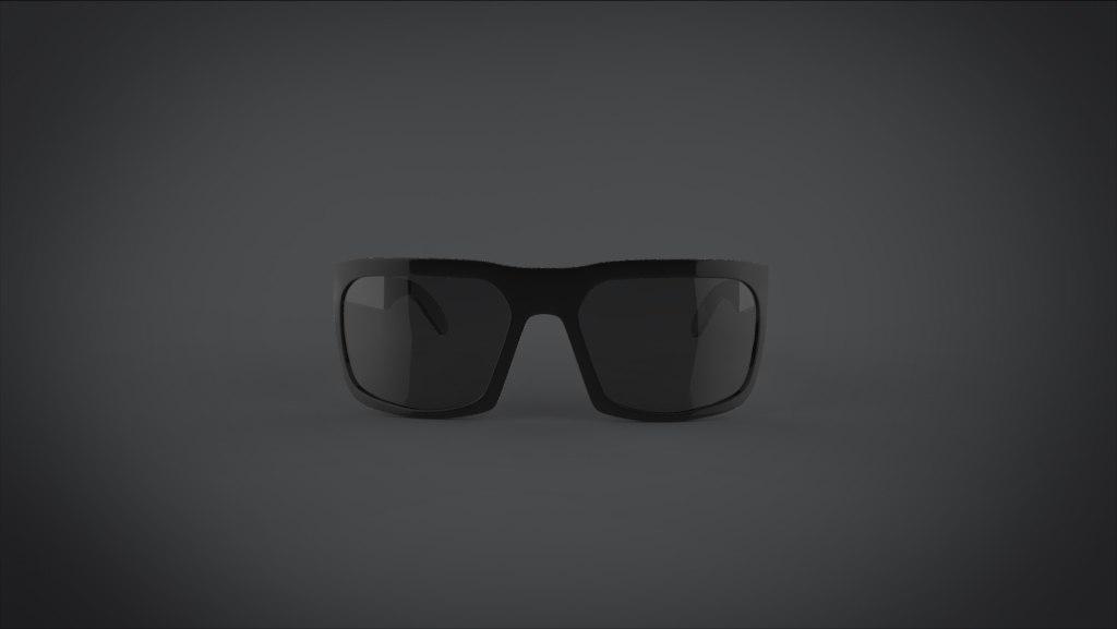 3d apparel ivi casual sunglasses model
