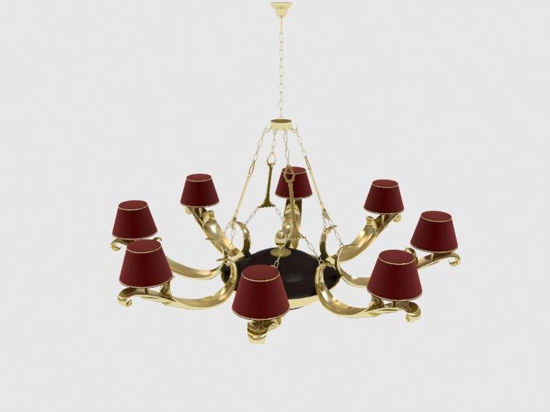 decorative chandelier max