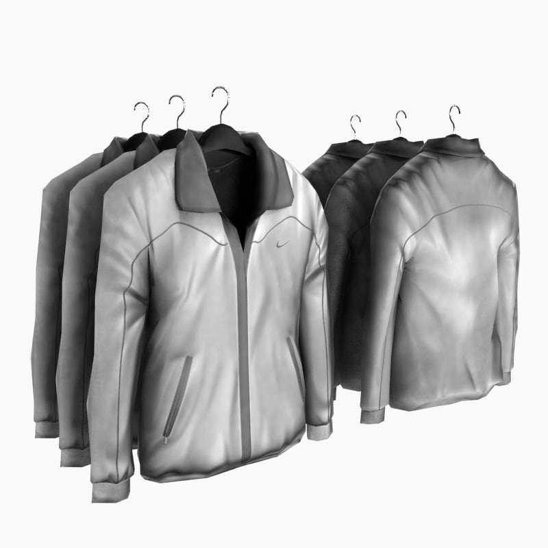 3d max jacket