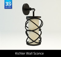 Kitchler Wall Sconce