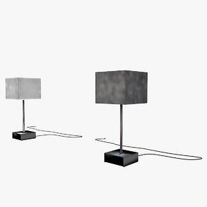 lamp adrio massive 36679 3d max