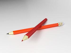 colour pencils 3ds