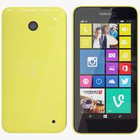 Nokia 635 yellow