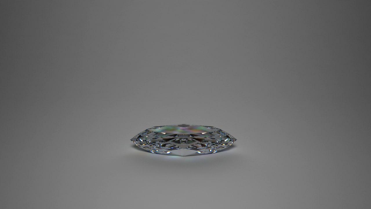 3d diamond jewellery
