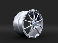 Mercedes Rim R25 17 inches