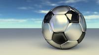 soccer football obj