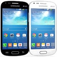 Samsung Galaxy S Duos 2 & Trend Plus Black And White