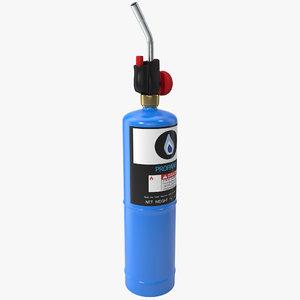 butane torch max