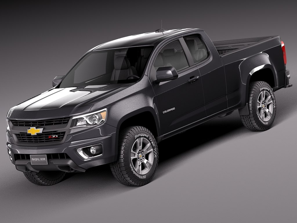 2015 chevrolet colorado c4d