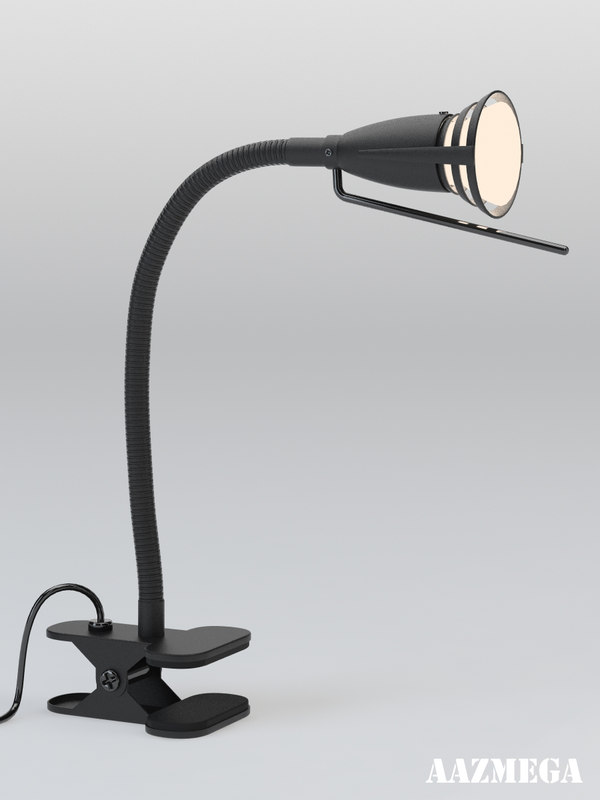 3d lamp lite source ls-156blk model