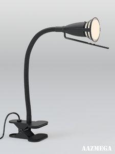 3d lamp lite source ls-156blk model