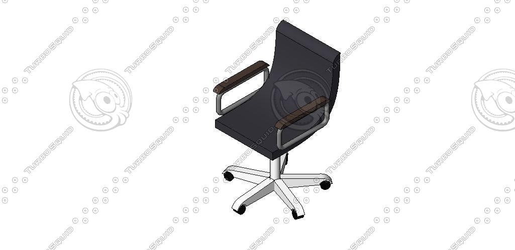 office seat revit 2012 rfa free