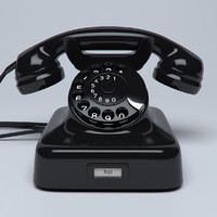 ma classic telephone w48