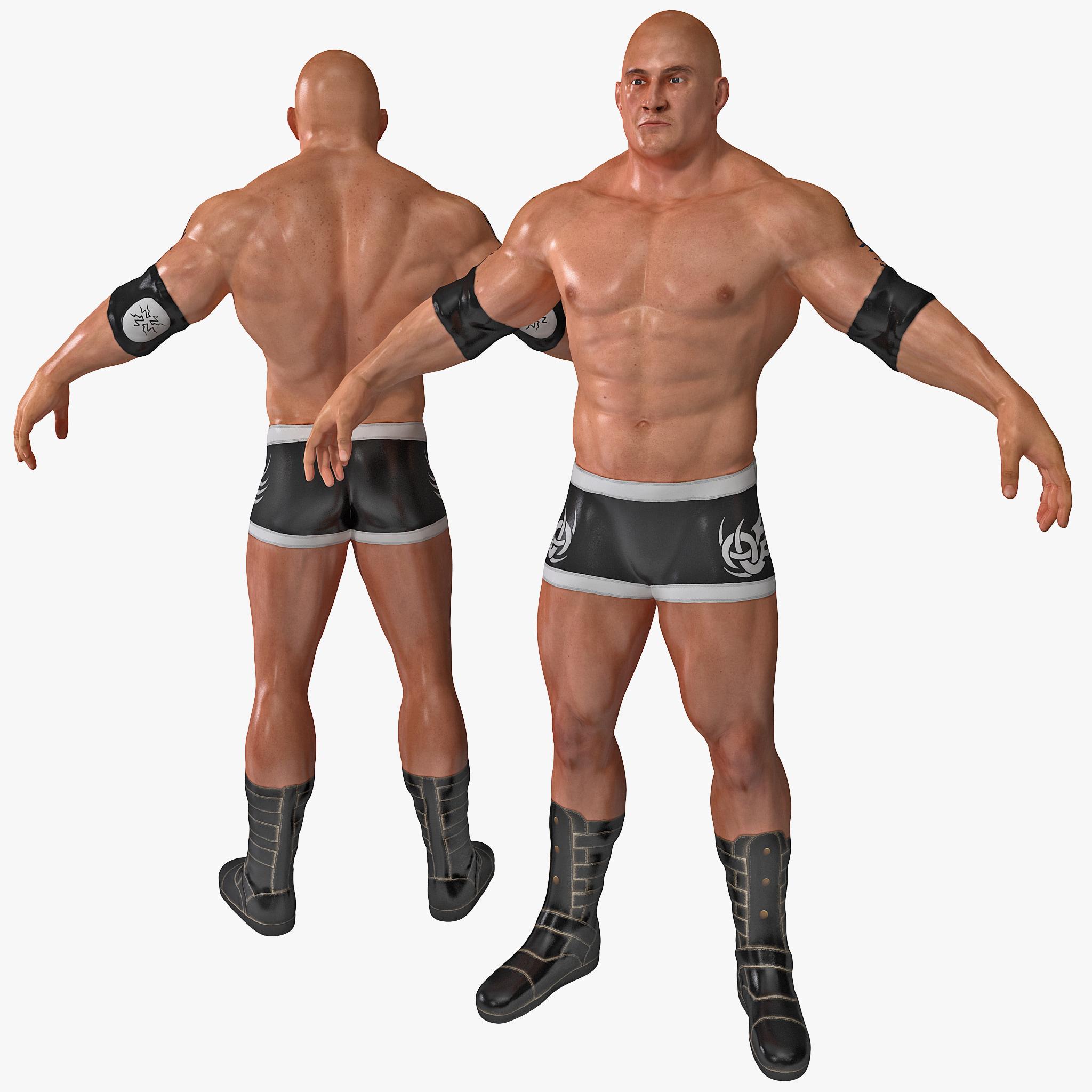 max wrestler rigged