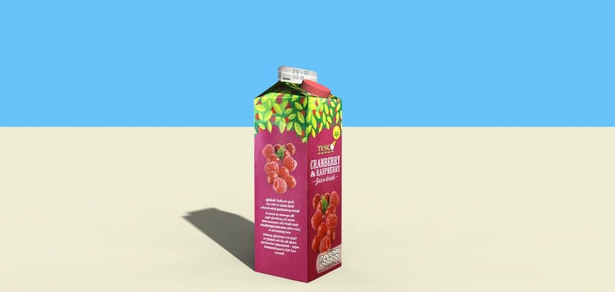 juice 3d model