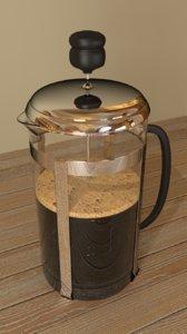 3ds max press coffee