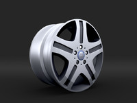 Mercedes Rim R22 18 inches